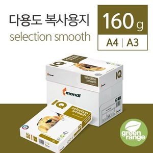 IQ Selection Smooth 160g