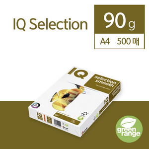 IQ Selection Smooth 90g A4 500매